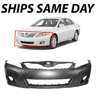 NEW Primered - Front Bumper Cover Fascia for 2010 2011 Toyota Camry USA Hybrid