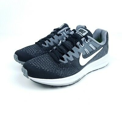 finest selection 63106 9b788 NIKE AIR ZOOM Structure 20 Womens Running Shoes Multi Sizes Black 849577 003