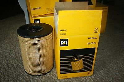 CAT 1R-0726 Engine Oil Filter~New in Box