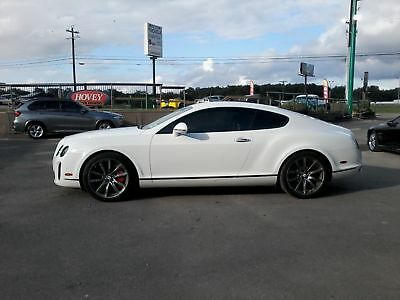 2011 Bentley Continental Supersports v12 , automatic , new  tires , SUPER SPORT