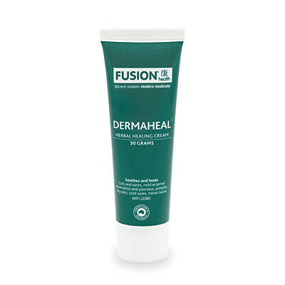Fusion Health Dermaheal Herbal Healing Cream 30g Topical Applications