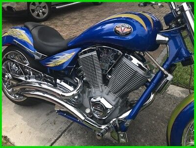 2006 Victory Ness Signature Series  2006 Victory Ness Signature Series JackPot Completely Custom one of a kind!*