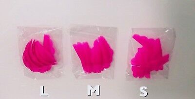 Wimpernlifting Silikon Pads CM Lashes/Lash Lifting Pads Wimpernwelle Pink Size M