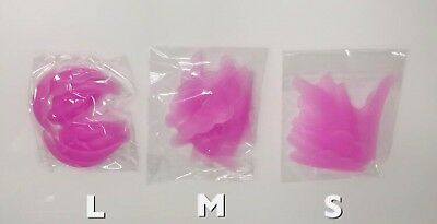 Wimpernlifting Silikon Pads CM Lashes/Lash Lifting Pads Wimpernwelle Rosa Size L