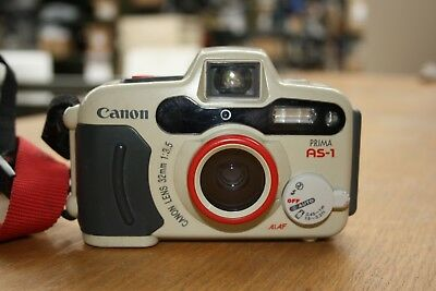 Canon Prima AS-1 Underwater 35mm Film Camera