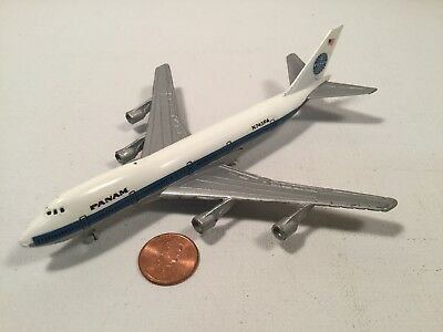 Pan Am Boeing 747 N743PA By Lintoy (I)