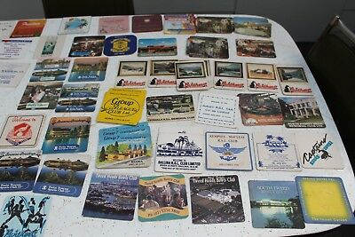Bulk coasters, beer mats - Clubs, pubs, banks, advertising, vintage cars & more