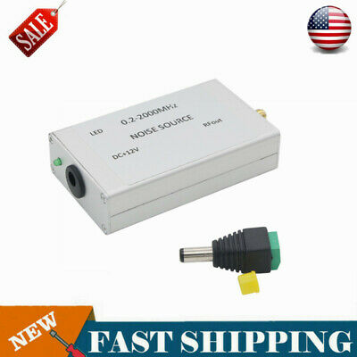 Noise Signal Generator Noise Source Simple Spectrum Tracking Source 0.2-2000M US
