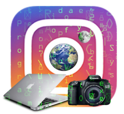 Instagram Service - Marketing 10 days + 250 organic, real FLRS
