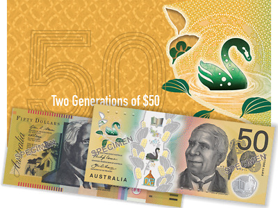 2018 + 2016 Two Generations of $50 Note Official Folders- Try P5OFF for voucher!