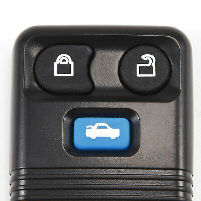 Remote Control Key Fob Flip Case Replace For Ford Transit Mk6 2000-2006