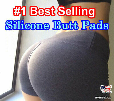 All Silicone Buttocks Removable Padded Butt Enhancer body Shaper GIRDLE Panties