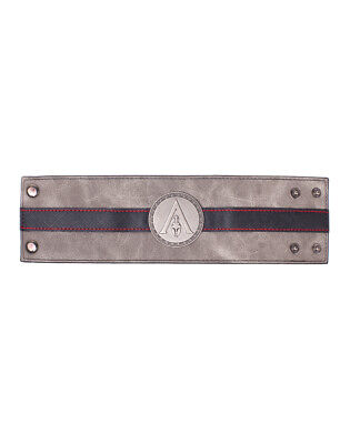 Assassin's Creed Wristbands Assassin's Creed Odyssey - Metal Badge Wristband Bla