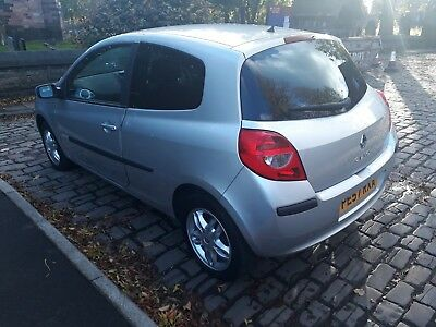 Renault Clio 1.5 dci £30 year tax 8 months mot. take a look
