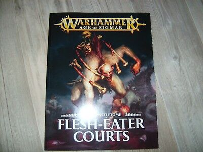 Warhammer Age of Sigmar - Flesh Eater Courts (Deutsch)