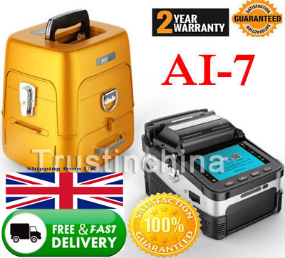 Original Signal Fire Ai-7/Ai-8 Intelligent Optical Fiber Cleaver Fusion Splicer