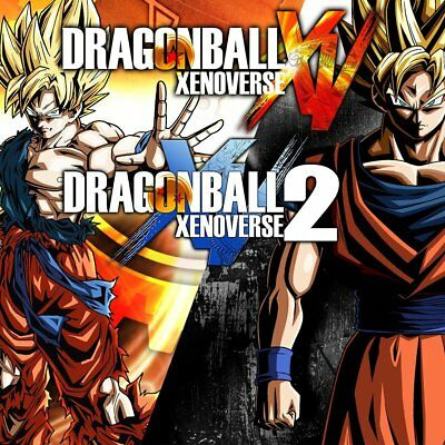 Dragon Ball Xenoverse 1 and 2 Bundle - PS4 DIGITALE CODE VERSION