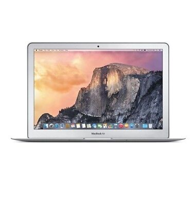 "Apple MacBook Air 13 13,3"" Notebook Core i5 1,8 GHz 33,8 cm LED 1.8GHz 128 GB SS"