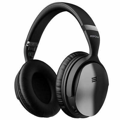 Mpow H5 Active Noise Cancelling Bluetooth Headphones Wireless Headset Hi-Fi Mic