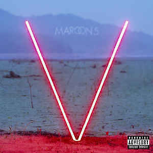 Maroon 5 - V (Extended Edition) CD Disc like new (C)