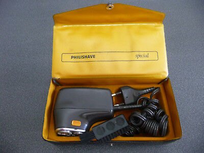Rasoir Électrique Homme Philips - Philishave Made In Holland Vintage 1970