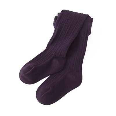 Baby Girls Winter Pantyhose Kids Thermal Tight Socks Warm Stocking Solid Color