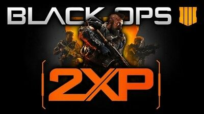 Call of Duty Black Ops 4 Double XP Code 2XP BLOPS 4