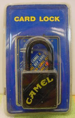 Vintage New Old Stock 1990 Camel Joe Cigarette Key Card Lock Rare New In Package