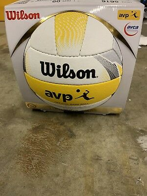 Wilson Avp Official Game Ball- Volleyball- NEW