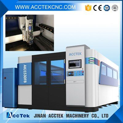 2016 Acctek NEW fiber laser cutting machine/used fiber laser engraver for sale