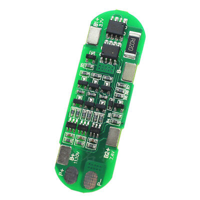 3S 5A 12V Li-ion Lithium Battery 18650 Charger PCB BMS Protection Board Cell QF