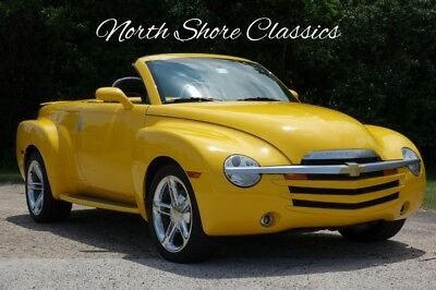 2005 SSR -CONVERTIBLE - 390HP WITH 405 LB FT TORQUE- SEE VI 2005 Chevrolet SSR for sale!