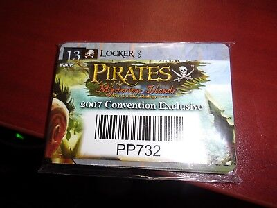 Pirates CSG : Pirates of the Mysterious Islands - 2007 Convention Exclusive Pack