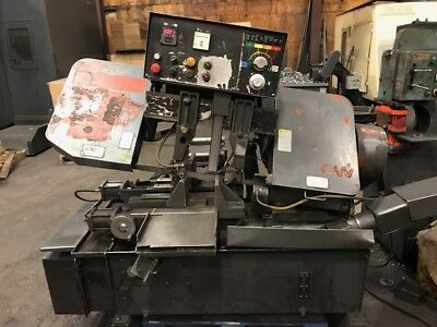 Amada HA250W Band Saw