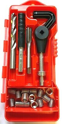 3/8-24 Thread Repair Kit -  Recoil #34068  - Tap, Inserts, Drill, Install Tool
