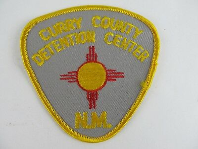 Curry County Detention Center NM New Mexico Patch Zia