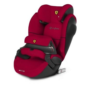 Cybex Pallas M-Fix SL Scuderia Ferrari Racing Red Goldline Kollektion 2019