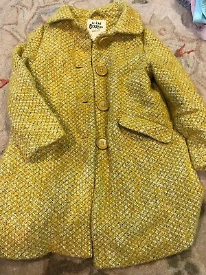 Mini Boden 3-4 Girls Jacket Winter Coat