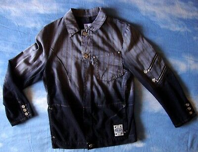 JACKET boy child vintage VERSACE YOUNG TG.140 cm-  Made in Italy Rare