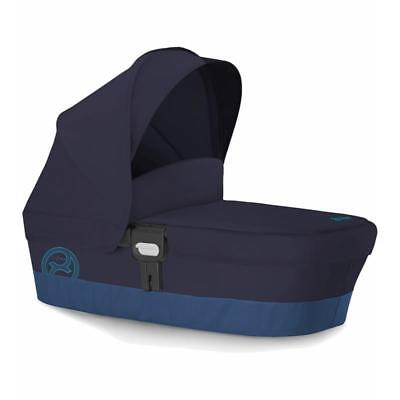 Carry Cot M Cybex Lightweight Sturdy in True Blue Hold Children up to 20 lbs