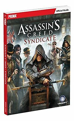 Assassin's Creed Syndicate Official Strategy Guide NEW & SEALED