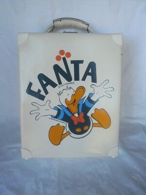 rare Fanta  Schutzmarke Tasche - bag - Koffer - 1985 Walt Disney Production
