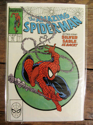 The Amazing Spider-Man #301 Marvel Comics 1988