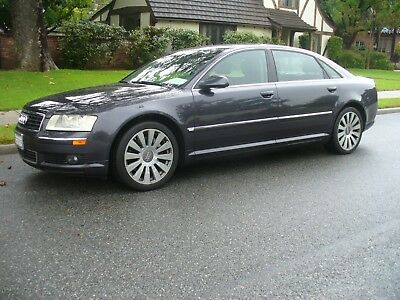 2004 Audi A8  tunning California Rust Free Audi A8  Quattro  Amazing Condition MUST SEE