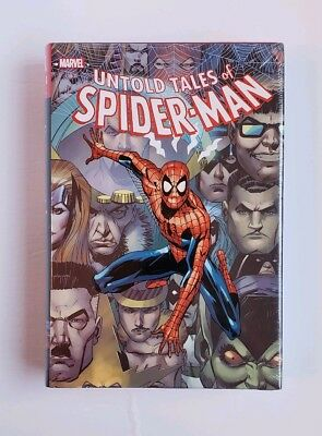 NEW SEALED ~ Marvel Omnibus Untold Tales of Spider-Man ~ Hardcover ~ OOP