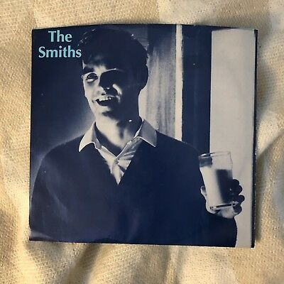 """Original THE SMITHS What Difference Does It Make 7"""" Single Vinyl Morrissey"""