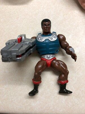 Clamp Champ Masters Of The Universe Action Figure Vintage