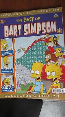 Issue #4 - The best of Bart Simpson  - (yearly) Simpsons Comics - 2010