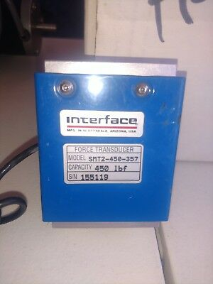 Interface SMT2-450-357 Load Force Transducer