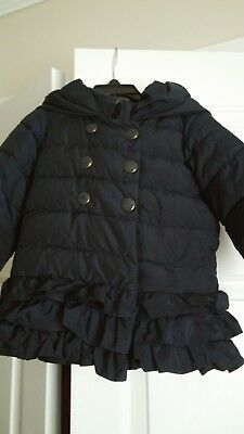 Gap toddler girls coat 18 - 24 mos